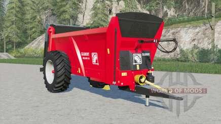 Gilibert Helios 1ⴝ for Farming Simulator 2017