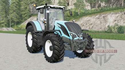 Valtra S-series Bavaria Edition for Farming Simulator 2017