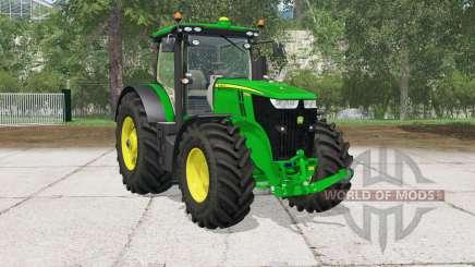 John Deere 7290Ɍ for Farming Simulator 2015