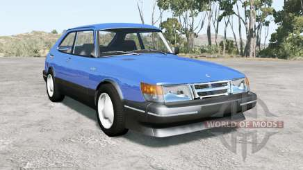 Saab 900 Turbo 3-door 1987 for BeamNG Drive