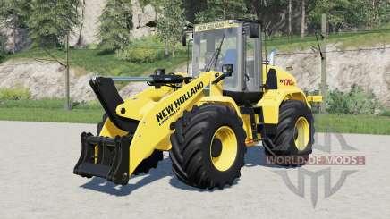 New Holland W170С for Farming Simulator 2017