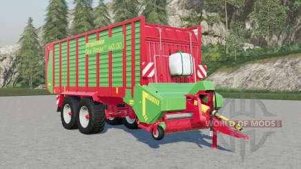 Strautmann Tera-Vitesse CFS 4601 DØ for Farming Simulator 2017
