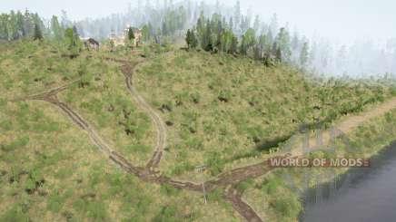 Lubotin: Cascade of Ponds for MudRunner
