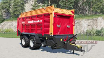 Schuitemaker Rapide 580Ѵ for Farming Simulator 2017
