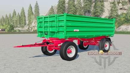 Kroger Agroliner HKD 1ⴝ0 for Farming Simulator 2017