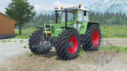 Fendt Favorit 615 LSA Turbomatiᶄ for Farming Simulator 2013