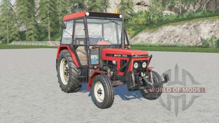 Zetor 7711 & 774ⴝ for Farming Simulator 2017