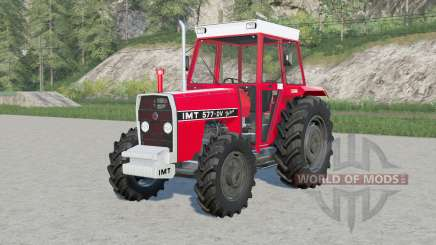 IMT 577 DV DeLuxꬴ for Farming Simulator 2017