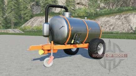 Kaweco Slurry Tankeᶉ for Farming Simulator 2017