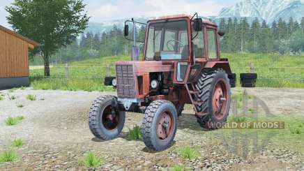 MTZ-80 Беларуƈ for Farming Simulator 2013