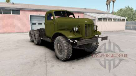 SIL-157B v1.2 for American Truck Simulator