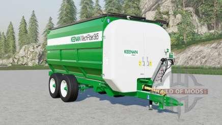 Keenan MechFibre 365 for Farming Simulator 2017