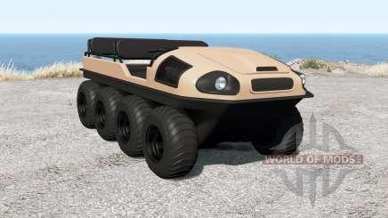 Labrador Beaver 8x8 for BeamNG Drive