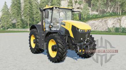 JCB Fasttrac 8000 for Farming Simulator 2017