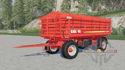Metaltech DBL 8〡10〡12 for Farming Simulator 2017