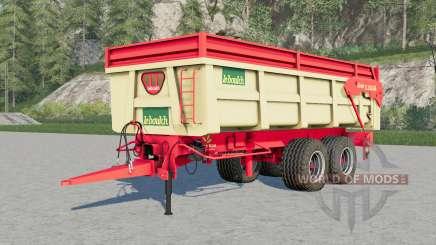 Leboulch Gold K160 XL for Farming Simulator 2017