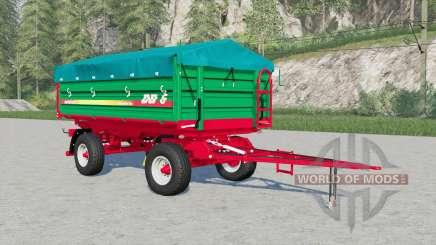 Metaltech DB-series for Farming Simulator 2017