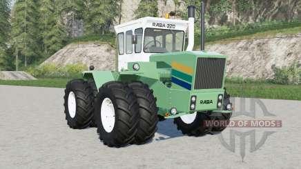 Raba 280〡320〡Steiger 245〡Steiger 250 for Farming Simulator 2017