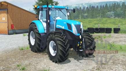New Holland T7.Ձ60 for Farming Simulator 2013