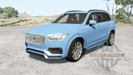 Volvo XC90 T8 R-Design 2016 v1.1 for BeamNG Drive