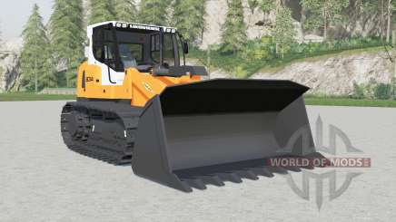 Liebherr LR 834 Colas for Farming Simulator 2017