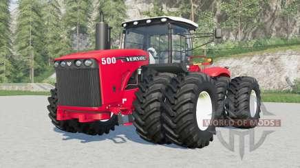 Versatile 500 v1.2.0.5 for Farming Simulator 2017