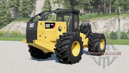 Caterpillar 535D for Farming Simulator 2017