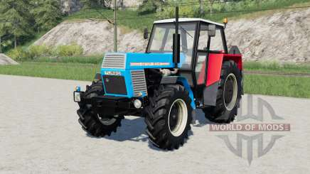 Zetor 16045 Turbo for Farming Simulator 2017