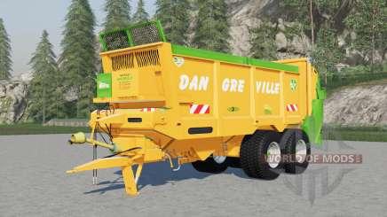 Dangreville ETB 15000 for Farming Simulator 2017