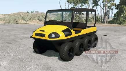Labrador Beaver 8x8 v1.11 for BeamNG Drive