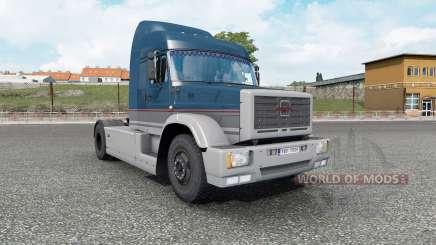 ZIL-MMP-5423 v1.2.5 for Euro Truck Simulator 2
