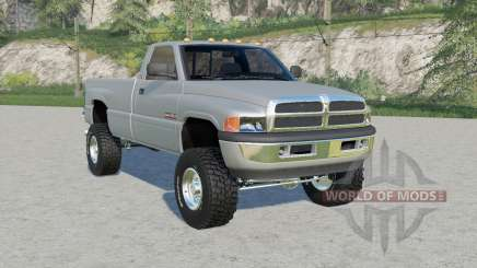 Dodge Ram 2500 Regular Cab for Farming Simulator 2017