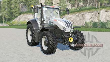 Steyr Profi 4115 & 4145 CVƬ for Farming Simulator 2017