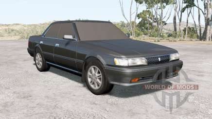 Toyota Chaser GT Twin Turbo (GX81) 1990 for BeamNG Drive