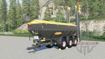 Bredal K165 XXL for Farming Simulator 2017