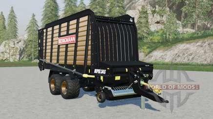 Bergmann Repex 34S for Farming Simulator 2017