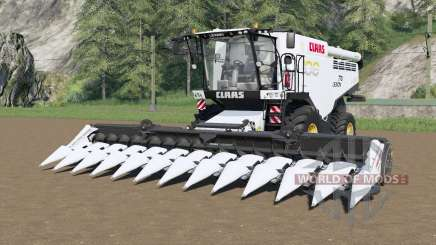 Claas Lexion 770 100th Aniversary Edition for Farming Simulator 2017
