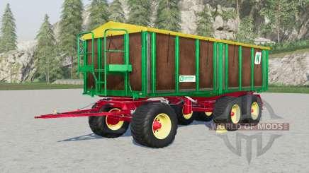 Kroger Agroliner HKD 402 v1.4 for Farming Simulator 2017