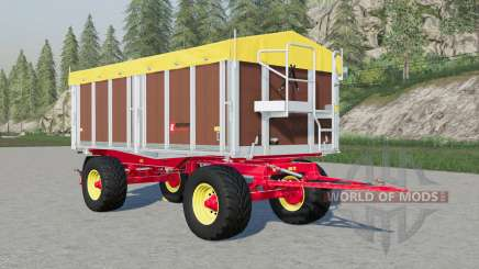 Kroger Agroliner HKD 302 v1.1 for Farming Simulator 2017