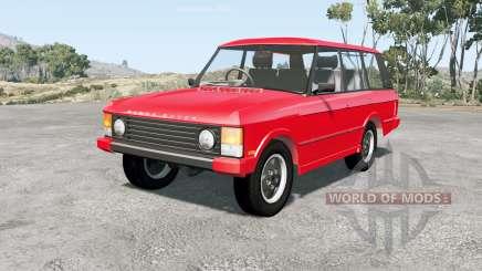 Range Rover 5-door 1981 for BeamNG Drive