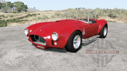 Shelby Cobra 427 (MkIII) v1.1 for BeamNG Drive
