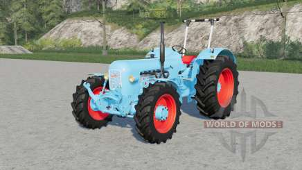 Eicher EA 800 v1.0.0.1 for Farming Simulator 2017
