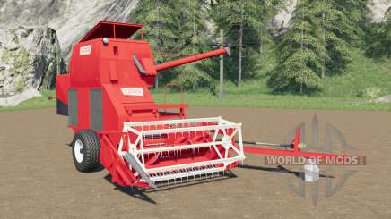 Fahr M66T for Farming Simulator 2017