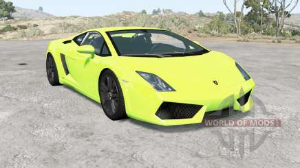 Lamborghini Gallardo for BeamNG Drive