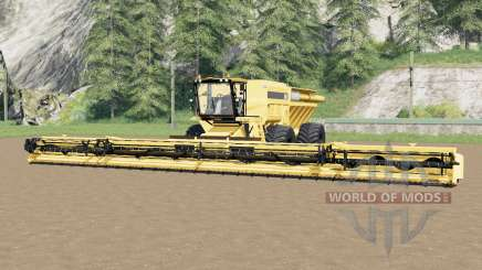 Tribine T1000 for Farming Simulator 2017