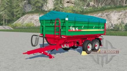 Metaltech TB-series for Farming Simulator 2017
