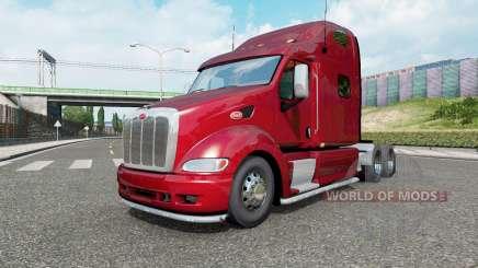 Peterbilt 387 2007 v1.4 for Euro Truck Simulator 2
