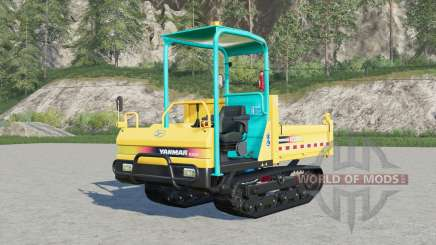 Yanmar C30R-2B for Farming Simulator 2017