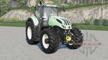 Steyr Terrus 6270 - 6300 CVꚌ for Farming Simulator 2017