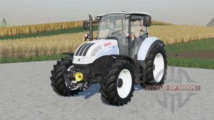 Steyr 4095〡4115〡4150 Multi for Farming Simulator 2017